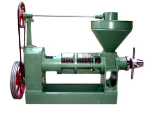 Expeller press