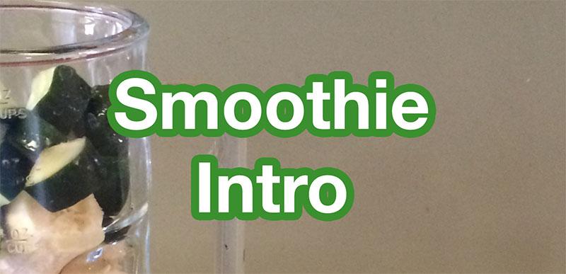 Smoothie Intro Book